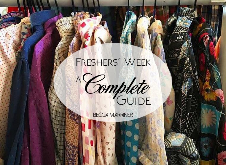 Freshers' Week Guide