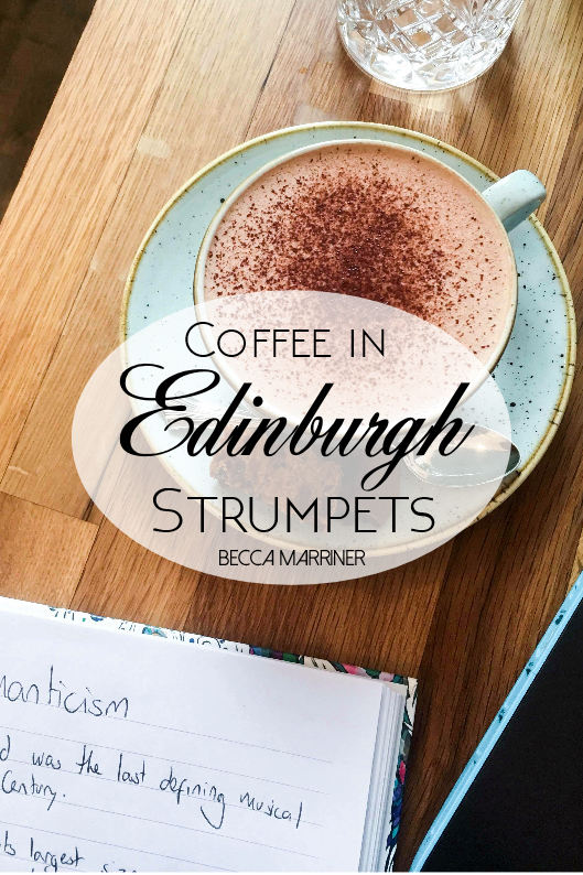 Coffee in Edinburgh: Strumpets