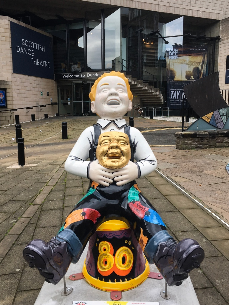 Oor Wullie's Big Bucket Trail: Wullie's Big Night at the Theatre, Dundee