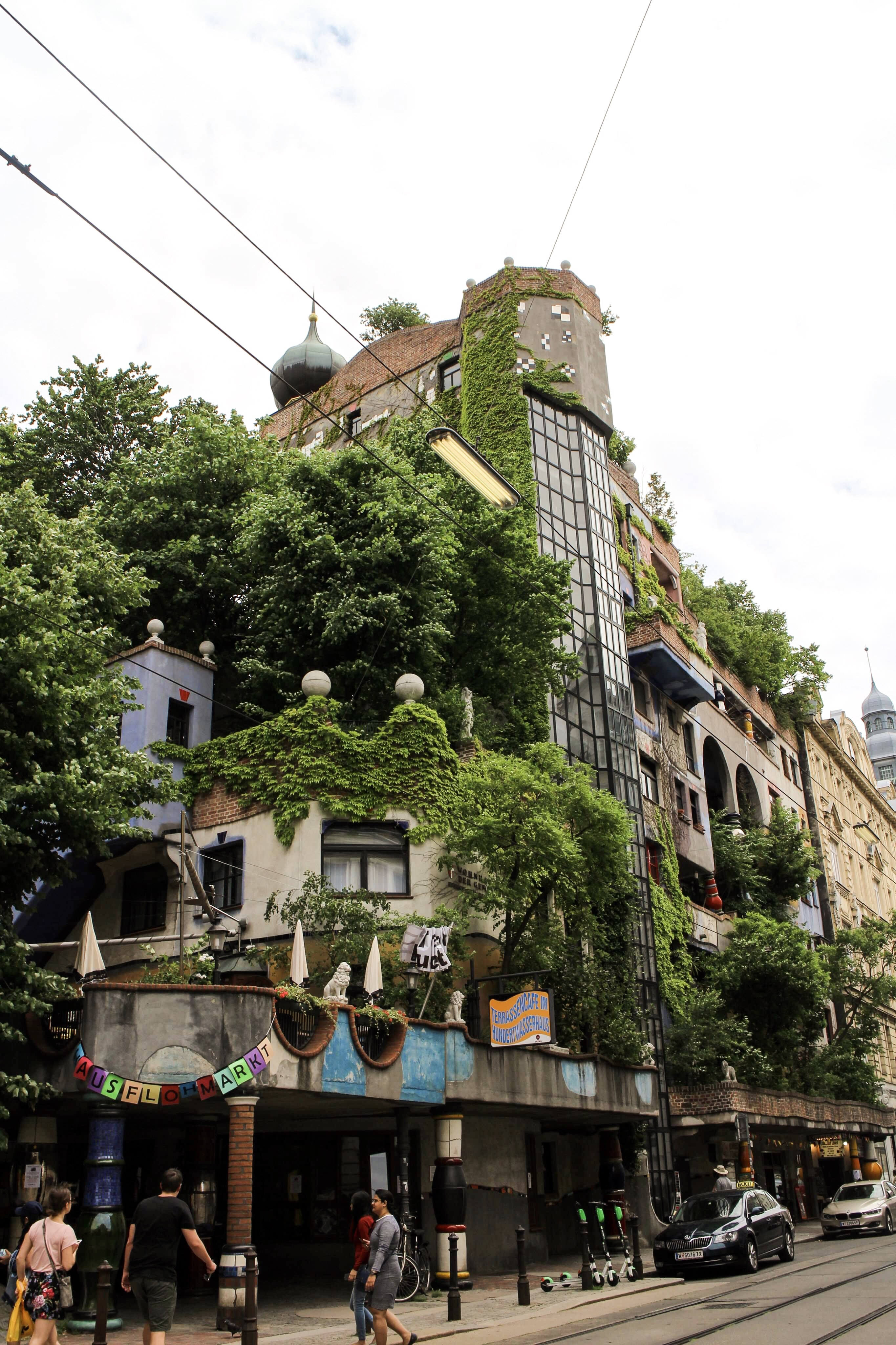 Three Perfect Days in Vienna: Hundertwasser House