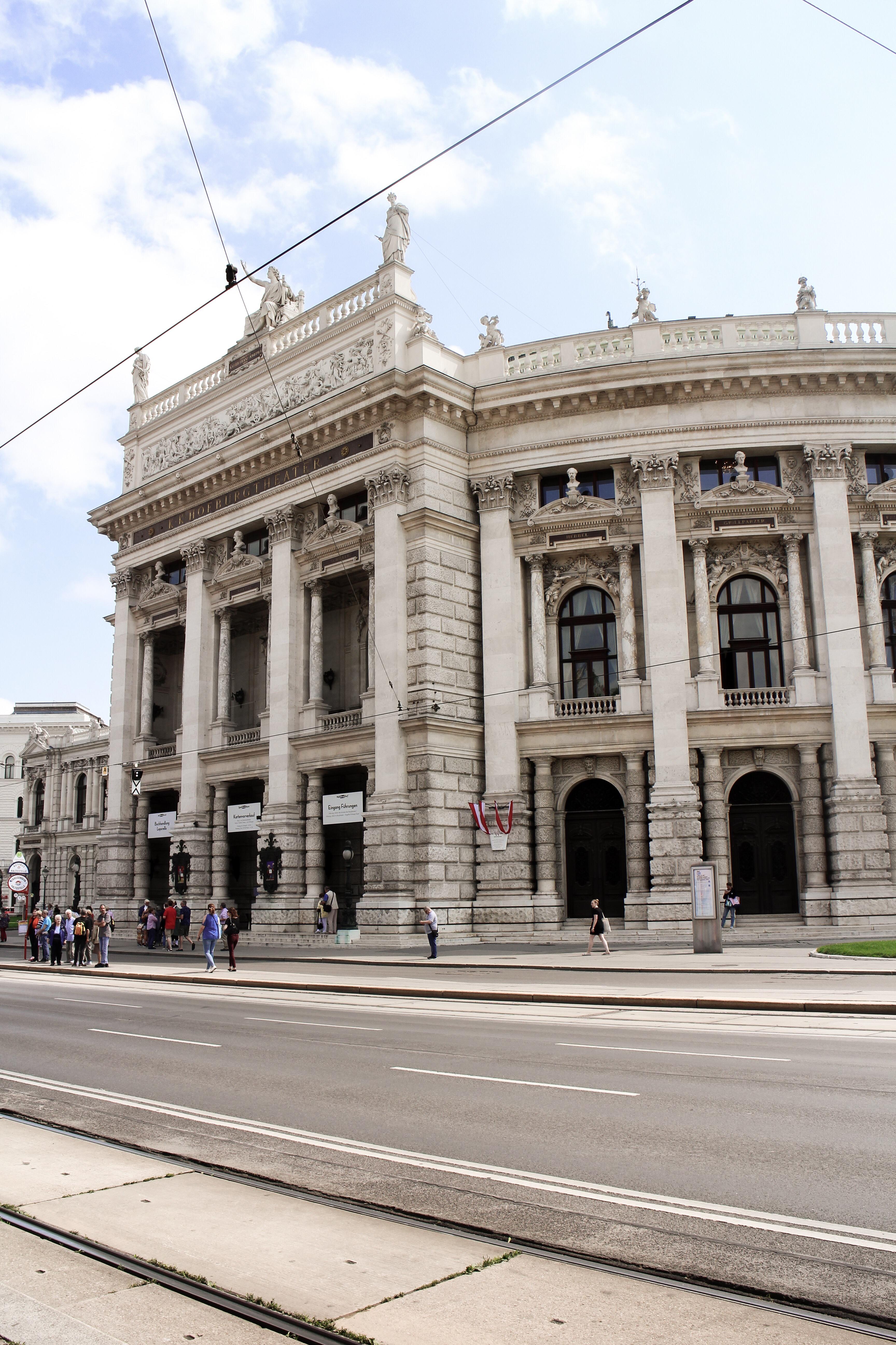 Three Perfect Days in Vienna: Burgtheater