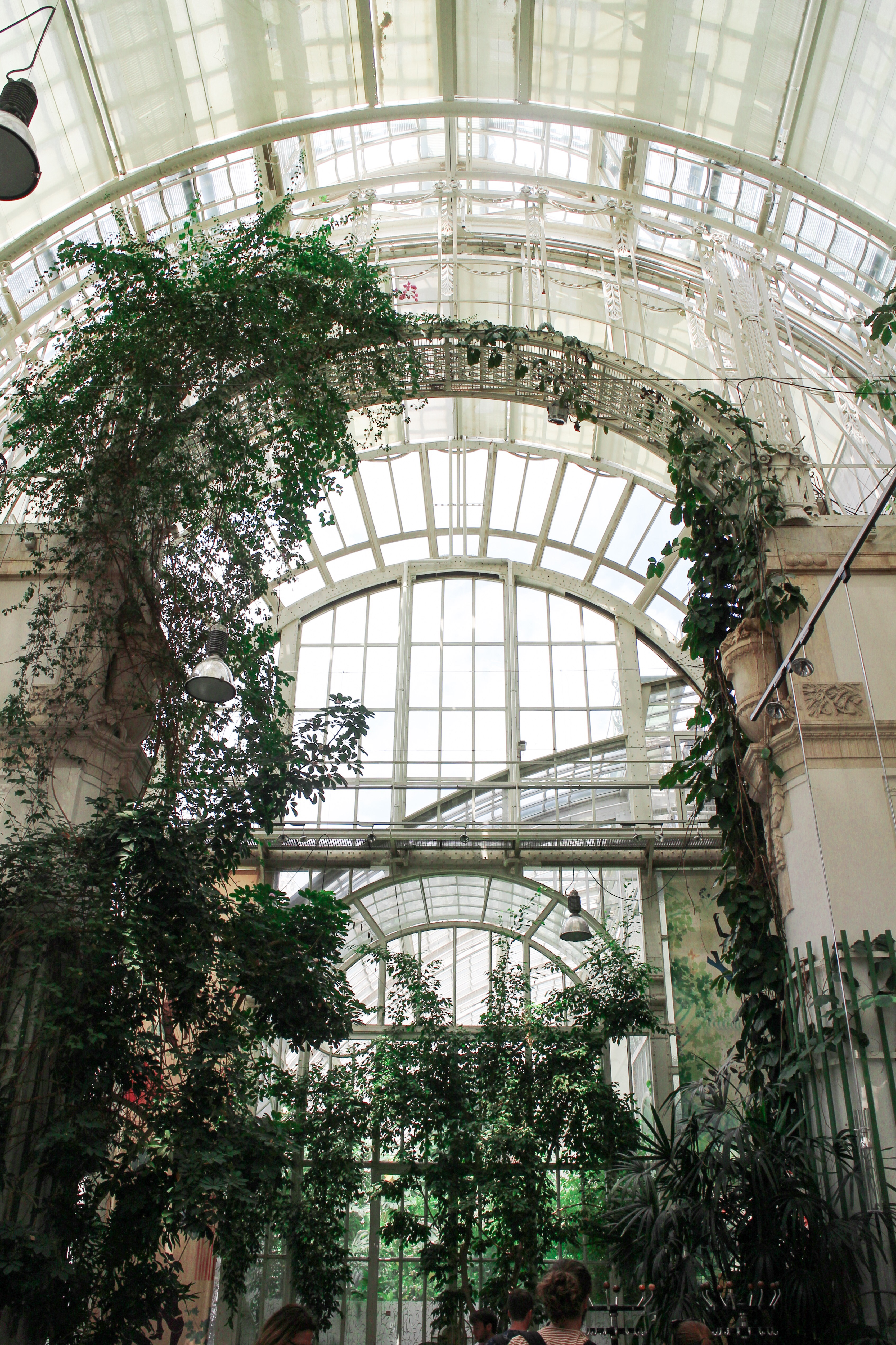 Three Perfect Days in Vienna: Palmenhaus glasshouse