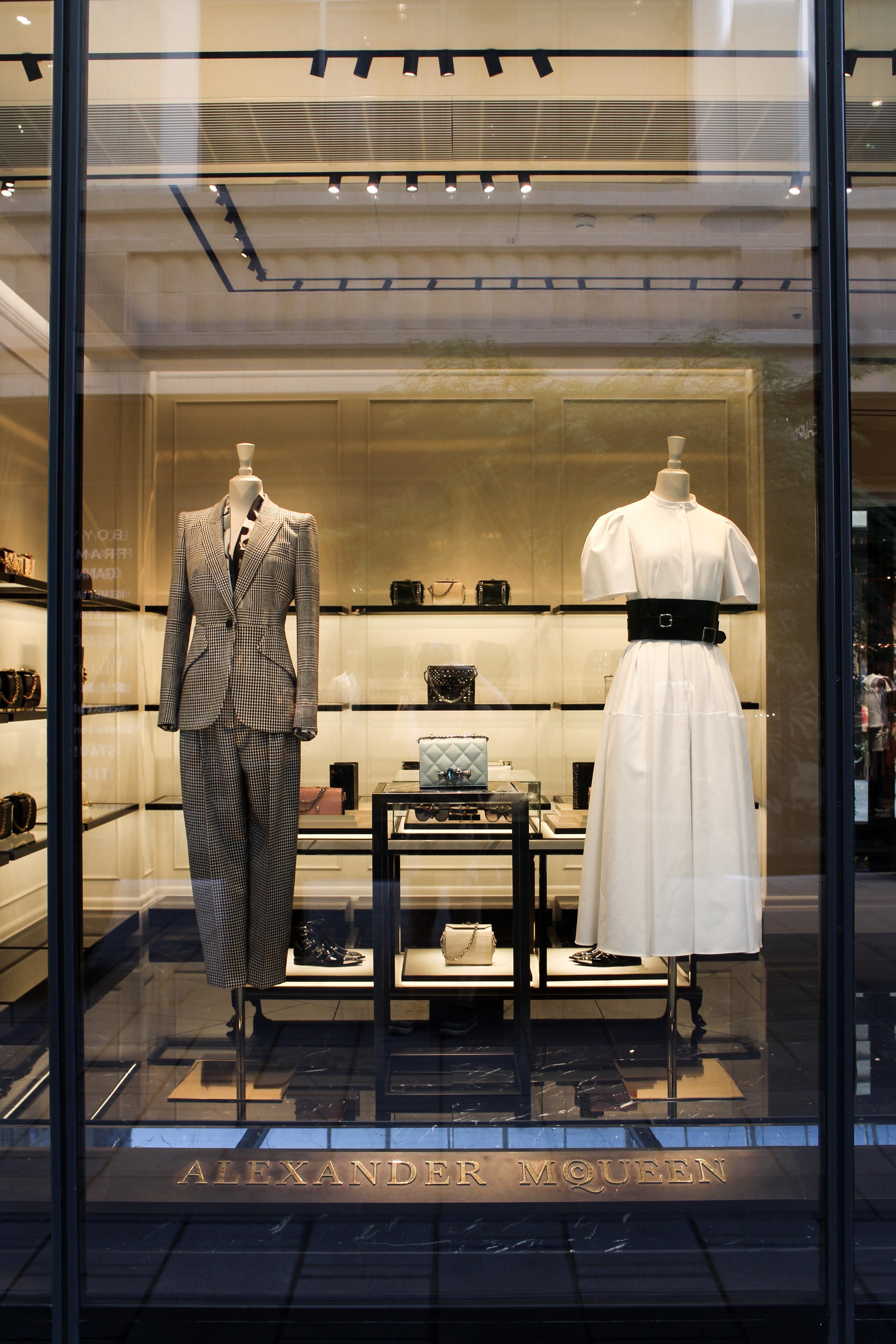 Three Perfect Days in Vienna: Shopping in Vienna, Alexander McQueen