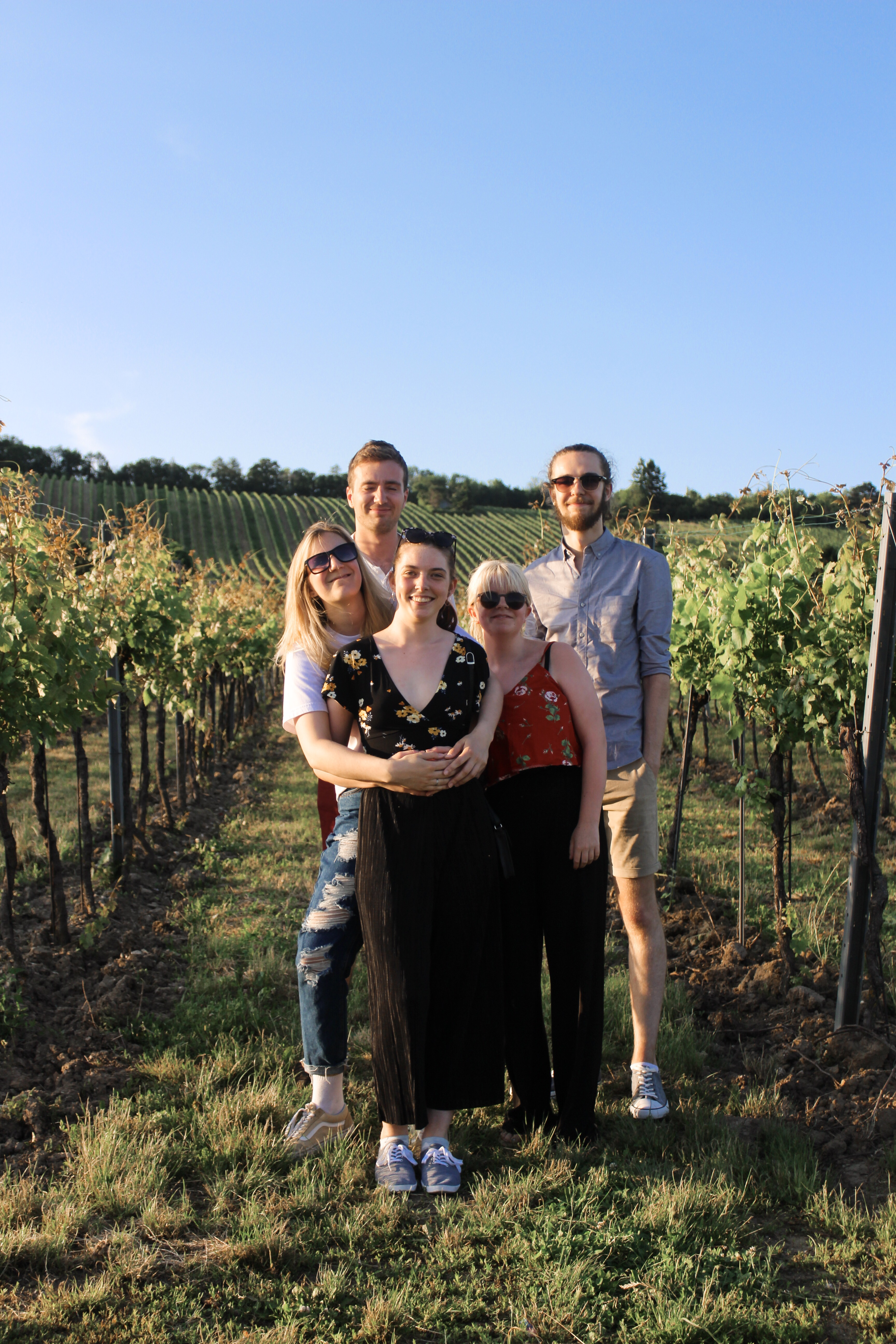 Three Perfect Days in Vienna: Dinner at the vineyards